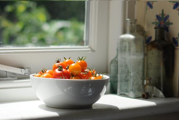 Golden & Gardeners Delight Tomatoes