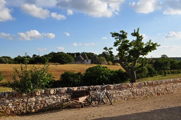 Trulli Castagno Puglia